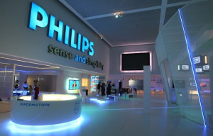 V současnosti je Philips gigantem také na poli osvětlovací techniky.
