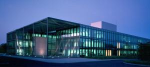 Moderní budouva dnešního sídla společnosti Braun.
