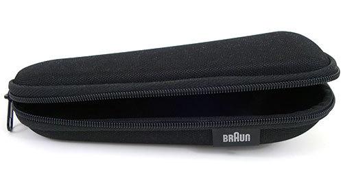 Pouzdro modelu Braun Series 9 9290cc je opravdu kvalitní