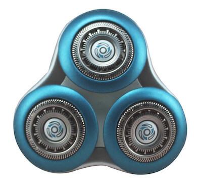 Modré kroužky jsou z hlediska komfortu zásadní