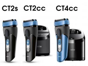 Braun CT2cc a CT4cc nabízí také čisticí stanici.