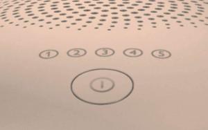 Philips Lumea Advanced nabízí 5 různých úrovní intenzity světla.