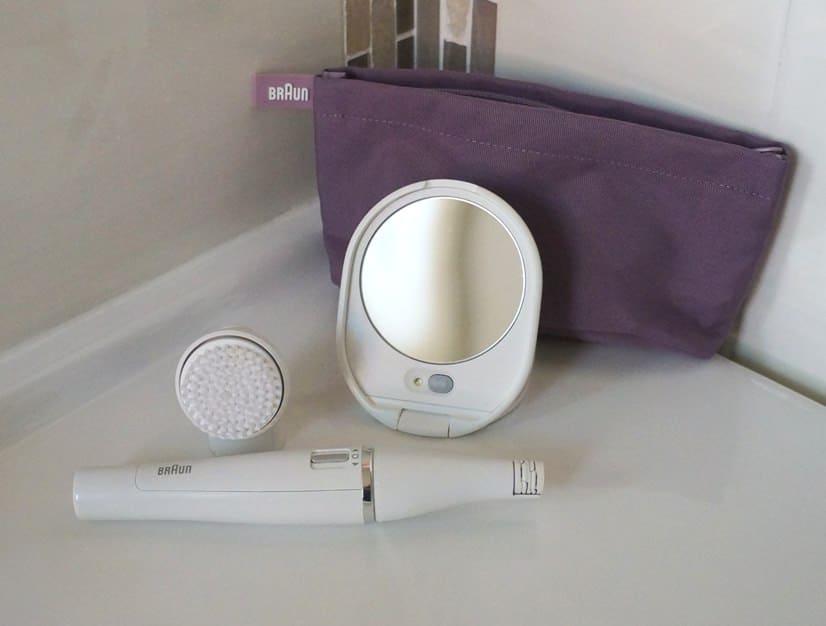 Obsah balení náleží ceně epilátoru a také jeho zařazení v portfoliu prodejce.