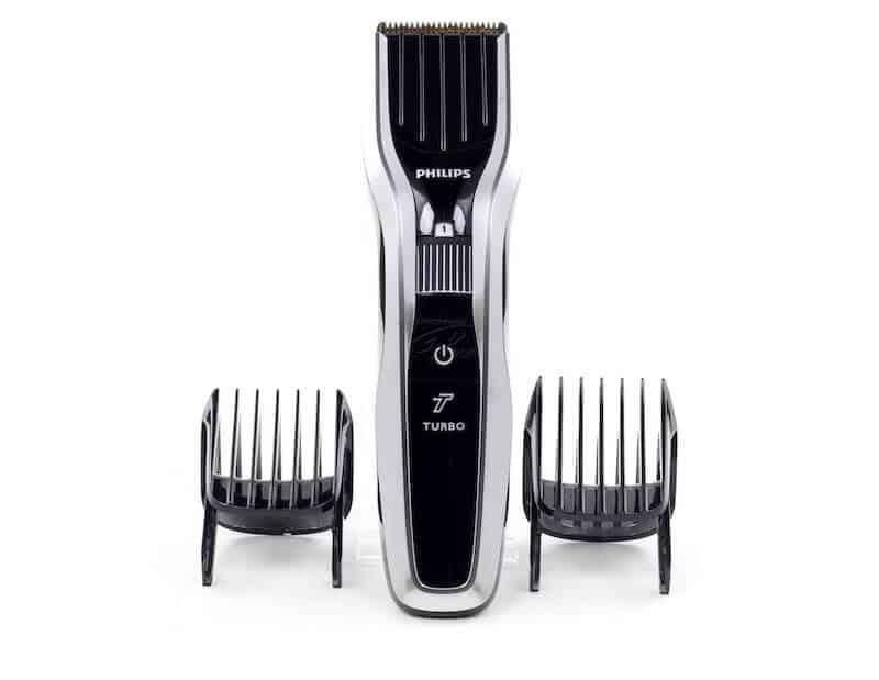 Společně s HC5450/80 dotanete hřeben na vlasy i na vousy