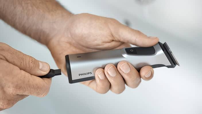 Philips MG7720/15 má nejlepší výdrž na baterii ze všech dosud testovaných zařízení.