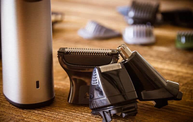 S Philips MG7720/15 dostanete opravdu mnoho příslušenství.
