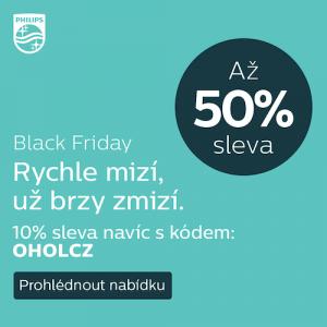 Získejte exkluzivní slevu u Philips.cz