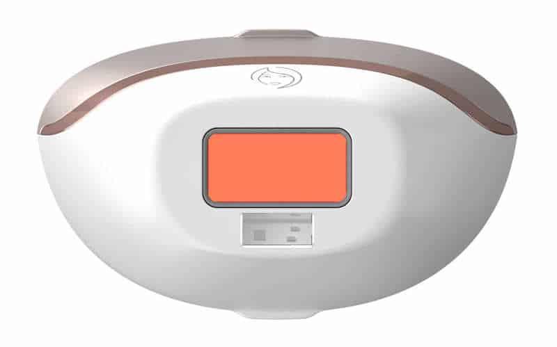 Nástavec s filtrem pro epilaci obličeje